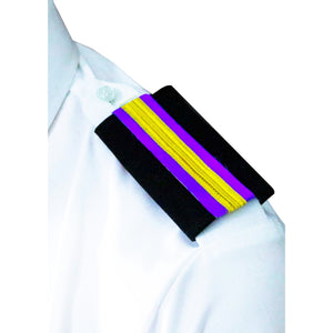 Professional Mariner Epauletes-Engine Cadet-Blazer Cloth