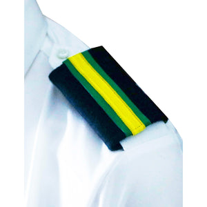 Professional Mariner Epauletes-1 stripe-ETO-Blazer Cloth