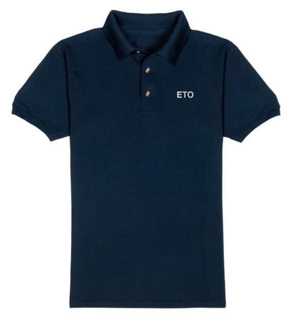 T-Shirt-ETO-Navy Blue