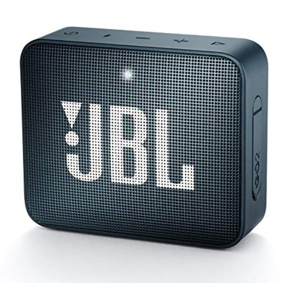 JBL GO-2-Waterproof Bluetooth Speaker with mic