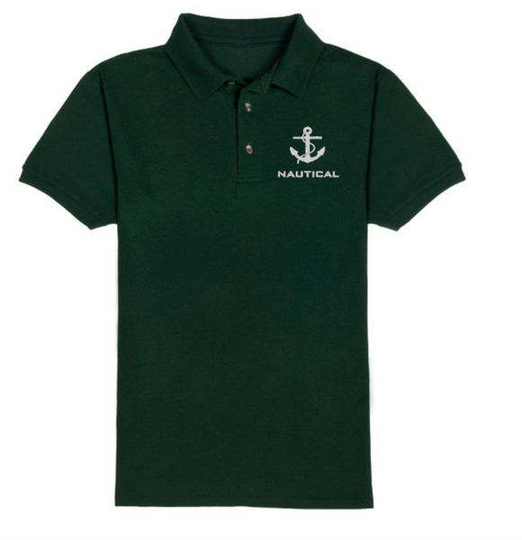 Nautical T-Shirt-Green
