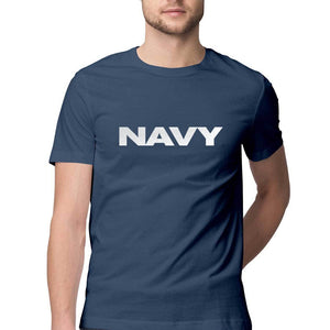 Nautical T-shirt-Navy