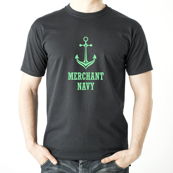 T-shirt-Navy-Black