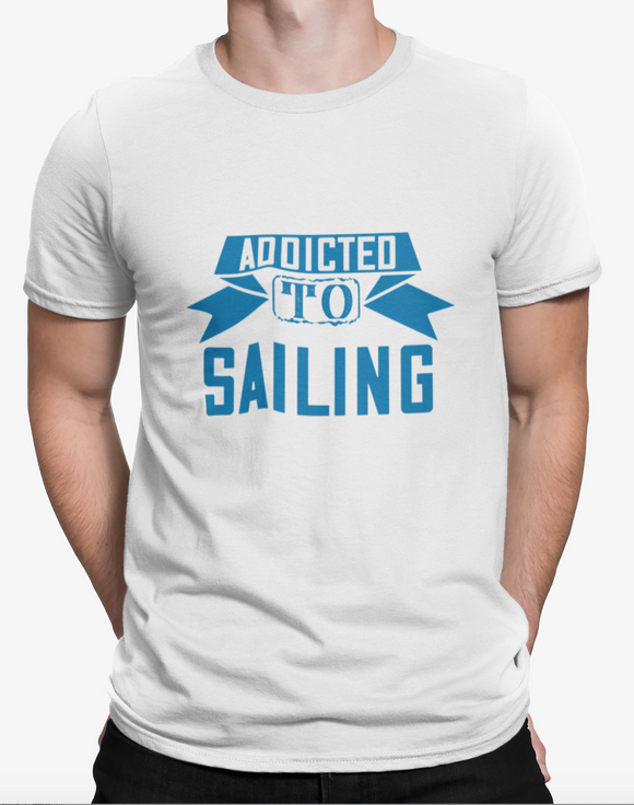 SAILING SPIRIT T-shirt-WHITE