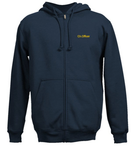 Chief Officer SweatShirt-Navy Blue