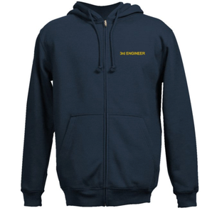 Third Engineer's SweatShirt-Navy Blue