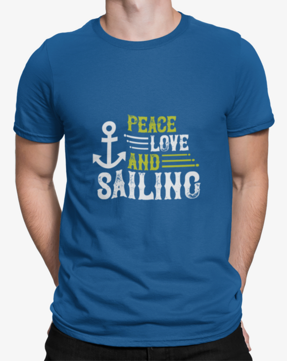 SAILING SPIRIT T-shirt-P,L & S