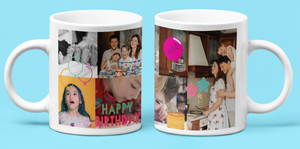 Celebration Mug-Birthday Wishes