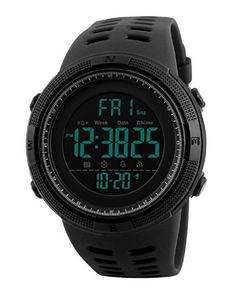 Digital Work wear watch