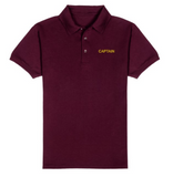 CAPTAIN T-Shirt-Maroon