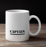 Mug-White-Captain-Simple