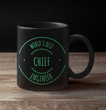 Designer Mug-World's best Chief Engineer
