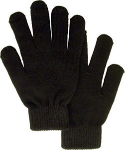 Winter Gloves-BLACK