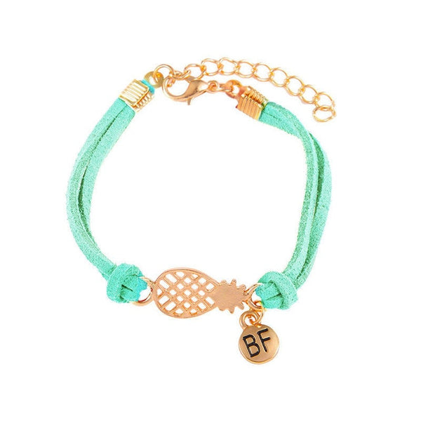 Pineapple Bracelet, Best Friends