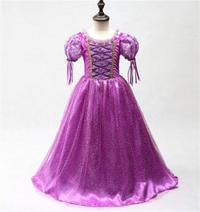 Toddler Rapunzel Costume