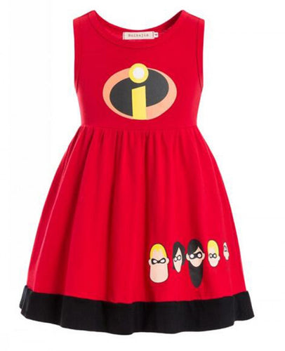 The Incredibles Dress Halloween Costume