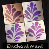 Enchantment Quad Chrome Mega Shifting Eyeshadow