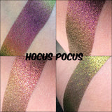 Hocus Pocus Quad Chrome Mega Shifting Eyeshadow