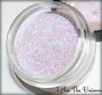 I Am The Unicorn Loose Glitter