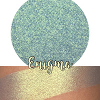 Enigma Pressed Duo Chrome Eyeshadow