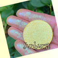 SUNBURST ~ Pressed Chameleon Highlighter Eyeshadow