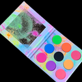 Neon My Dreams ~ 9pc Pressed Pigment Palette