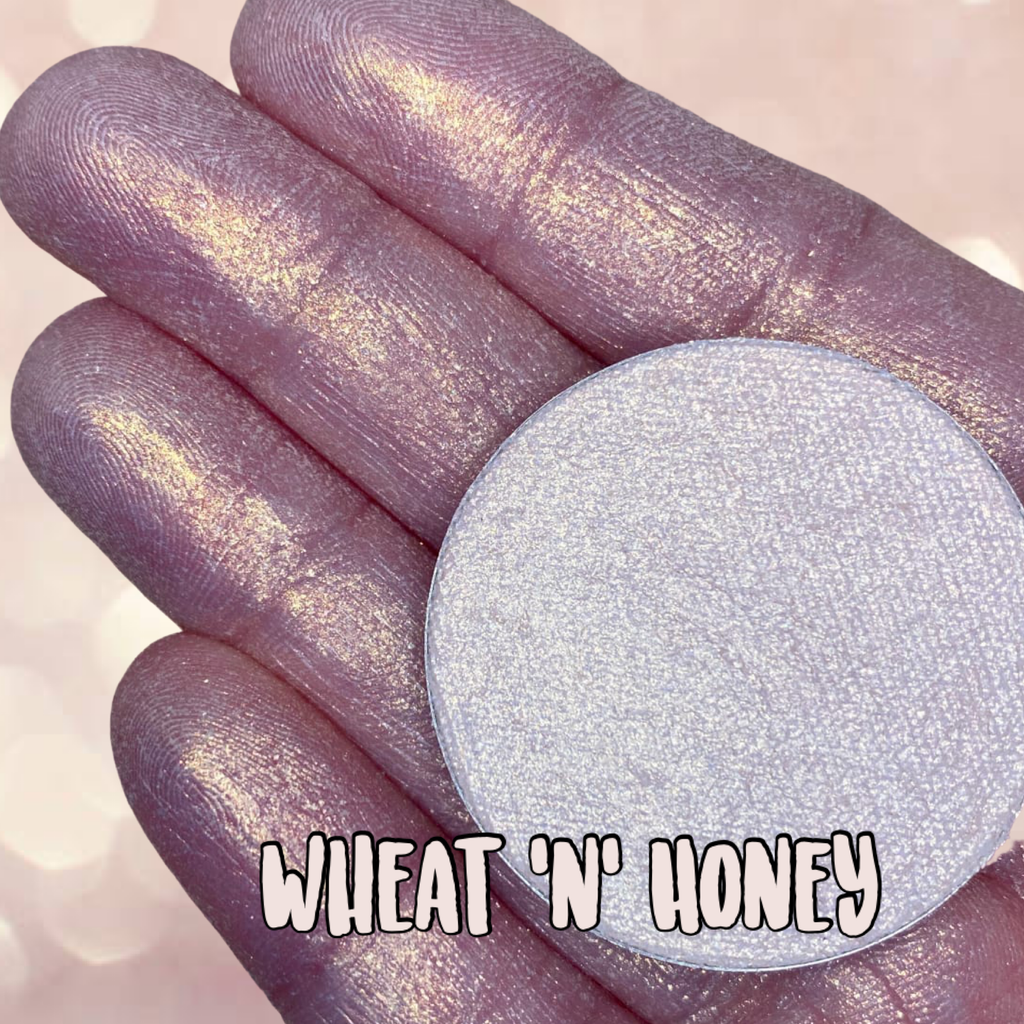 WHEAT 'N' HONEY ~ Pressed Highlighter
