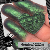 WICKED WITCH ~ Pressed Halloween Eyeshadow