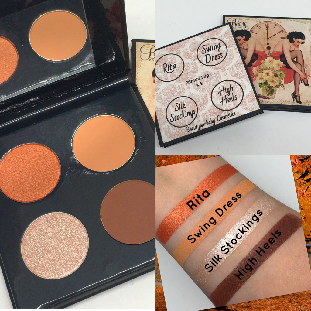 Pin Up Girl RITA Pressed Eyeshadow Palette