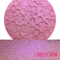 Candied Snow Pressed Highlighter Face & Eye Highlight Powder