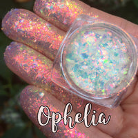 Ophelia ~ Multi Chrome Eyeshadow Flakes
