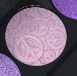 Violet Flamingo Highlighter Face & Eye Highlight Powder