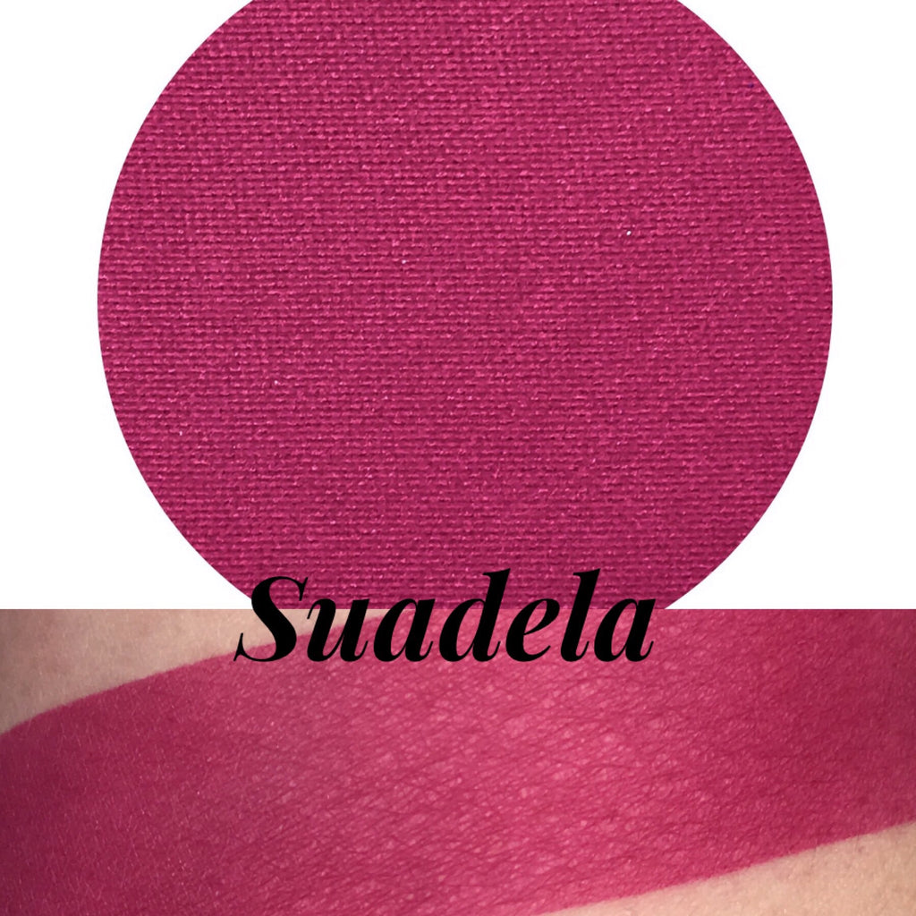 Suadela Pressed Matte Eyeshadow