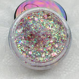 Dragon Scales Glitter Jelly Gel
