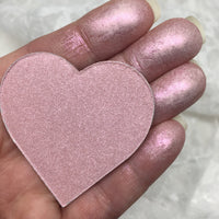 Pink About It Heart Shaped Highlighter