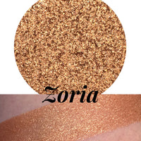 Zoria Pressed Foiled Eyeshadow