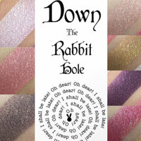 Down the Rabbit Hole 7pc Eyeshadow Collection