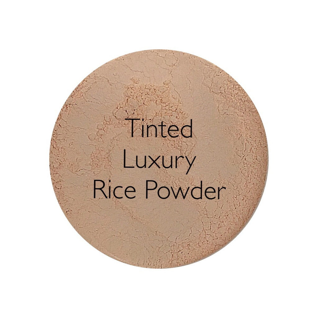 Tinted Luxury Rice Loose Face Powder