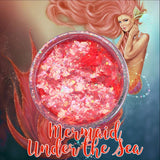 Underwatwer Mermaid ~ Multi Chrome Eyeshadow Flakes
