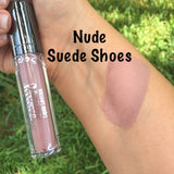 Nude Suede Shoes Matte Liquid Lipstick