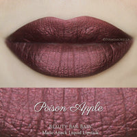 Poison Apple Matte Metallic Liquid Lipstick
