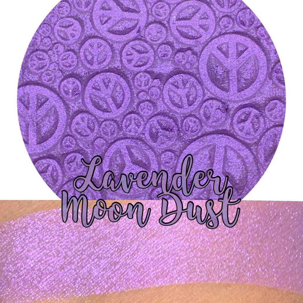 Lavender Moon Dust Pressed Highlighter & Eyeshadow