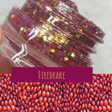Firedrake Glitter Jelly Gel