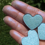 Sky Pressed Heart Shaped Eyeshadow Highlighter