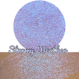 STORMY WEATHER ~ Chameleon Pressed Eyeshadow Highlighter