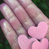 Oracle Pressed Heart Shaped Eyeshadow Highlighter