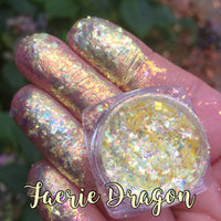Faerie Dragon ~ Multi Chrome Eyeshadow Flakes