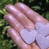 Peri Pressed Heart Shaped Eyeshadow Highlighter