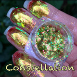 Constellation ~ Multi Chrome Eyeshadow Flakes