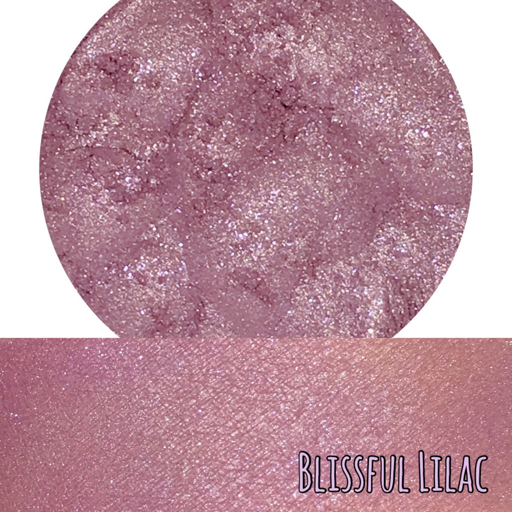 Blissful Lilac Loose Highlighter Blush Pot
